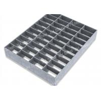 China High Durability Catwalk Grating Platform Corrosion Resistance Light Weight on sale