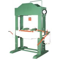 China 12500KN Heavy Duty Hydraulic Press Machine Adjustable Speed With Movable Table on sale