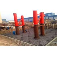 Welded Steel Pipe Column Concrete Filled Steel Tubular Post Fabricator Manufactures