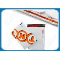 TNT Recyclable Courier Envelopes Waterproof Polythene Express Mail bags Manufactures