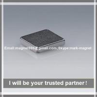 Bar grade n52 neodymium magnets ISO9001 ISO14001 strong permanent magnets Manufactures