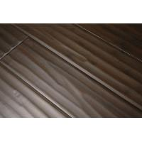 Carbonized Horizonal Stained Solid Bamboo Flooring - Chocolate Manufactures