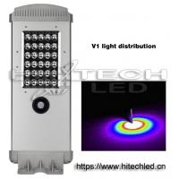 Quality Hitechled HT-SS-A110 10w 1000lm~2000lm all in one solar powered led street light for sale