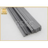 Stable Cemented Carbide Blade , Fabric Cutting Blade Long Usage Lifetime Manufactures