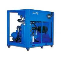 Portable Variable Speed Air Compressor , OEM Electric Screw Compressor Manufactures