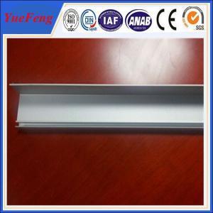 Aluminum extrusion solar panel frame/ Aluminum solar profile frame Manufactures