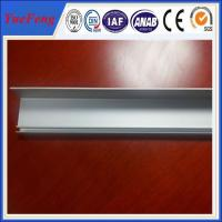 Quality Aluminum extrusion solar panel frame/ Aluminum solar profile frame for sale