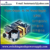 Emerson (Astec) LPT61 Triple Outputs AC-DC Power Supply Manufactures
