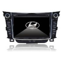 China Bluetooth Audio Hyundai I30 DVD Player Support Phone book and MP3 Player Function on sale