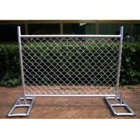 Cross Brace Chain Link Builders Security Fencing Hot Galvanized Surface Manufactures