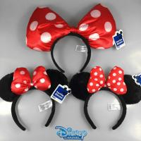 Fashion Disney Plush Hairband Headband Hairpin Mickey Mouse Minnie Mouse For Girl Manufactures