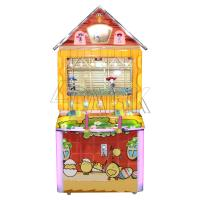 Crazy Egg claw machine coin operated games token coin video juegos Manufactures