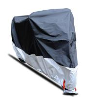 190T Polyester Anti-Thelf Motorcycle Cover Manufactures