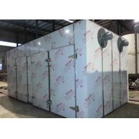 Cabinet Industrial Tray Dryer Hot Air Circulationg Drying Oven For Pharmaceutical Food Manufactures