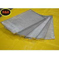High Strength Mesh Baking Tray , Sterilization Stainless Steel Trays Baking Bread Manufactures
