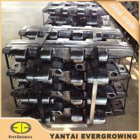 Truck Shoes Links For NISSHA DH608 DH658 DH700 Pile Driving Rigs Manufactures
