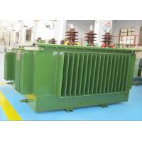 China Industrial 3 Phase Oil Type Transformer Dyn11 Distribution , 200 KVA 12KV Transformer on sale
