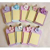 mini clipboard crafts | Mini Chipboard Clipboards Post It Notes with Clips Manufactures