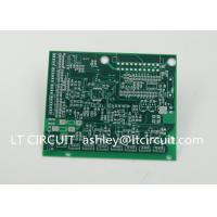 Impedance Control Printed Circuit Board PCB Lead Free HASL Green Solder Mask Manufactures