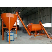 China Wall Putty Dry Mortar 4t/H Tile Adhesive Mixer Machine on sale