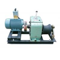 Buy cheap Cable Winch Puller 3 Ton Electric Winch 220V For Cable Pulling from wholesalers