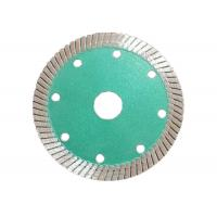 1.2mm Thickness Porcelain Tile Grinding Disc Diamond Saw Blade For Cutting Granite Manufactures