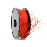 3D Printer 3mm PLA Filament Red  High Stiffness 1kg Spool Manufactures