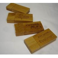 bamboo usb stick China supplier Manufactures