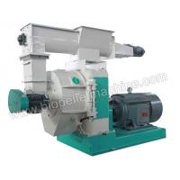 China Ring Die Wood Pellet Machine for Large Capacity Industrial Use on sale