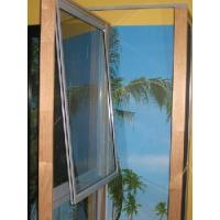 Triple Tempered Glazing 65 Series Aluminum High Thermal Break Awning Windows Manufactures