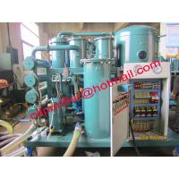 High-tech lubricating oil water separator (dehydration rate 0.5-2.5Kg per minute), lube oil purification plant Manufactures