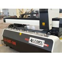 Fully Automatic CNC Fiber Laser Tube Cutting Machine With Dual Interchangeable Tables Manufactures