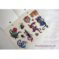 Tattoo Stickers (LAM-WS-048) Manufactures
