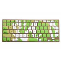 Macbook Pro Silicone Keyboard Cover For Typing , Green Ocean Against Dust Manufactures