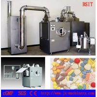High-Efficiency Poreless tablet Film-Coating Machine(BGW-C ) Manufactures