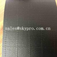 Double Yarn Waterproof Polyester Fabirc Oxford Textile and Fabrics With PVC Coating Manufactures