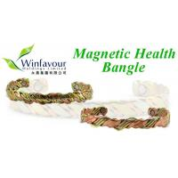 Magnetic copper bangle Manufactures