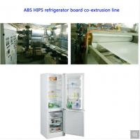 Co - Extrusion ABS HIPS PMMA Sheet Board Making Machine For Sanitary Products Manufactures