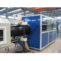 Quality 16 - 1200mm Huge Diameter HDPE Pipe Extrusion  Line/HDPE Huge Caliber Pipe Machine Production Line for sale