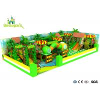 Buy cheap The Commercial Kid Soft Play Jungle Theme Indoor Playground Gym Playground from wholesalers