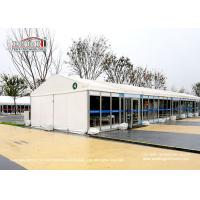 China Water Resistant PVC Fabric Aluminum Structure Tent  /  Sporting Event Tent on sale