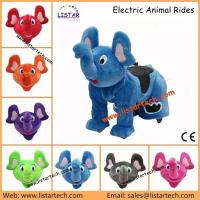 China 4 Wheel Baby Animal Scooter, Cheap Kids Play Horses, Zippy Animal Rides, Kids Party Games on sale