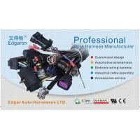 100 - 1800mm Engine Wiring Harness Assembly For Caterpillar Cat C7 Excavator Manufactures