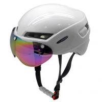 Offset Printing Road Bike Adult Bicycle Helmet For Cycling Lovers OEM & ODM Manufactures