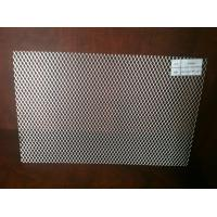 Decoration Wire Mesh Cloth , Perforated Aluminium Sheet Manufactures