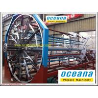 Manufacturer of Steel Wire Cage Welding Machine for Concrete pipe, Piles Manufactures