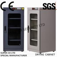 China Intelligent Auto Drystorage Cabinet Desiccant Humidity Controlled on sale