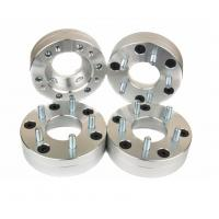 China Silver Car Wheel Spacers 15 Mm , 2 Inch Wheel Spacers For Pickup Truck Suv on sale