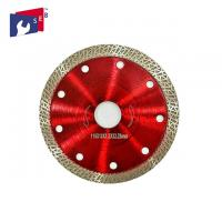 Cutting And Grinding 115mm Saw Blade Turbo Edge High Frequency Welded Manufactures
