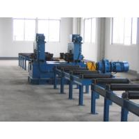 Buy cheap Mechanical Type H Beam Steel Flange Plate Straightening Machine High Working Speed H beam Straightening Equipment from wholesalers